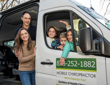 Gardens of Health Chiropractic Asheville Mobile Chiropractic Clinic Consulting